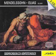 CD Cover - Felix Mendelssohn Bartholdy: Elias - Live