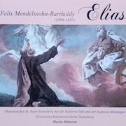 CD Cover - Elias - Live Sonneberg