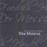 CD Cover - Georg Friedrich Händel: Der Messias