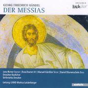 CD Cover - Der Messias - Liveaufnahme