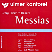 CD Cover - Messias - Live Paulskirche Ulm