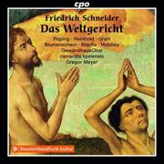 CD Cover - Das Weltgericht