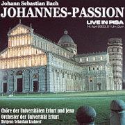 CD Cover - Johann Sebastian Bach: Johannes-Passion
