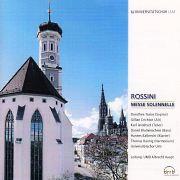 CD Cover - Gioachino Rossini: Petite Messe Solennelle - Live