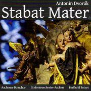 CD Cover - Antonin Dvorák: Stabat mater - Live